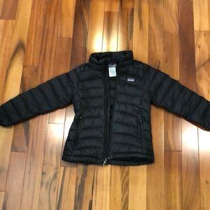 Patagonia Down Sweater Jacket. Girls Small. Warmth